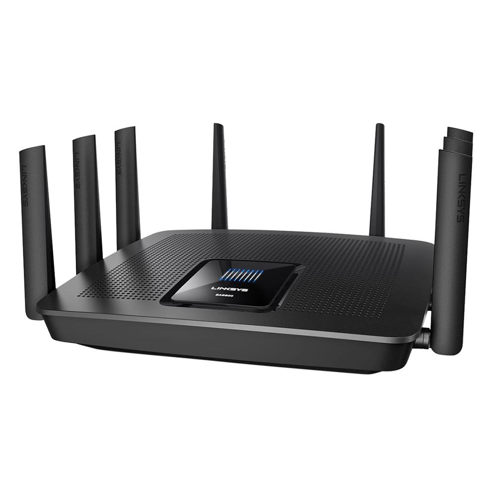 Linksys EA9500 - Router Wifi Băng Tầng Kép AC5400 MU-MIMO - Hàng Chính Hãng