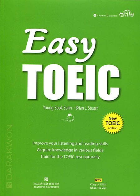 Easy Toeic (Kèm 1CD)