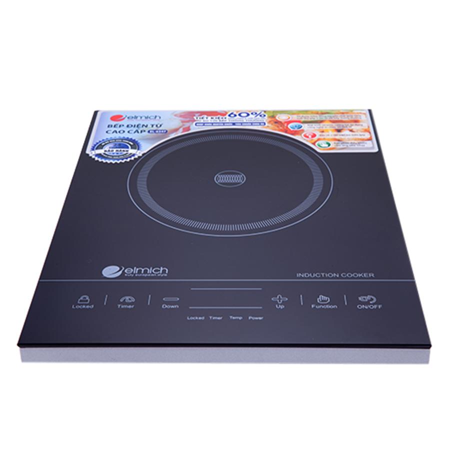 Bếp Điện Từ Elmich EL-6347 (2000W) - Hàng chính hãng