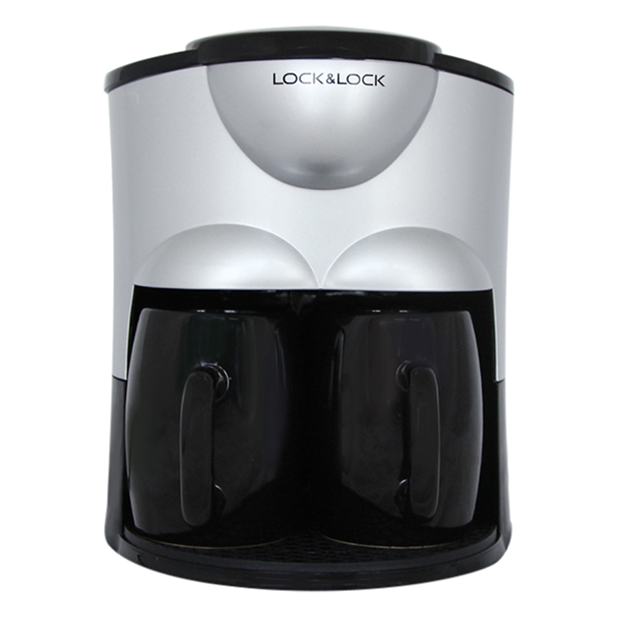 Máy Pha Café Lock&Lock ELCM-201 (0.3L) - Hàng chính hãng