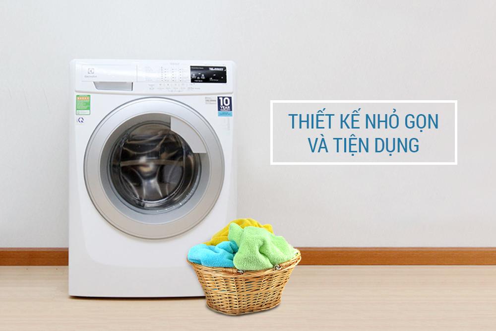 Máy Giặt Cửa Ngang Electrolux EWF12843 (8kg)