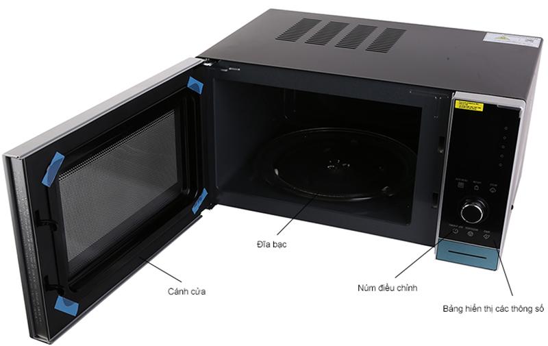 Lò Vi Sóng Electrolux EMS3085X - 30L (Đen)
