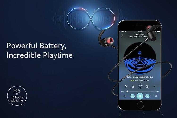 Tai Nghe Bluetooth Sport Tronsmart Encore S1 - Hàng Chính Hãng