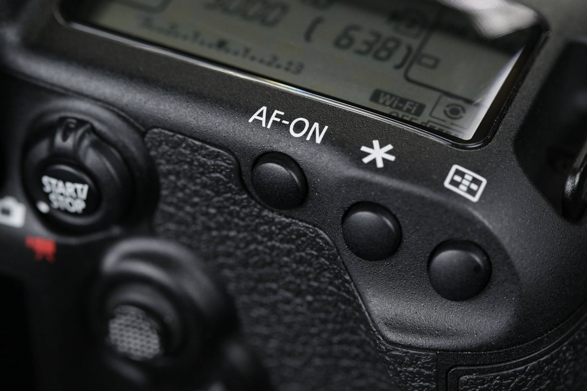 Canon EOS 5D Mark IV Body (Lê Bảo Minh)