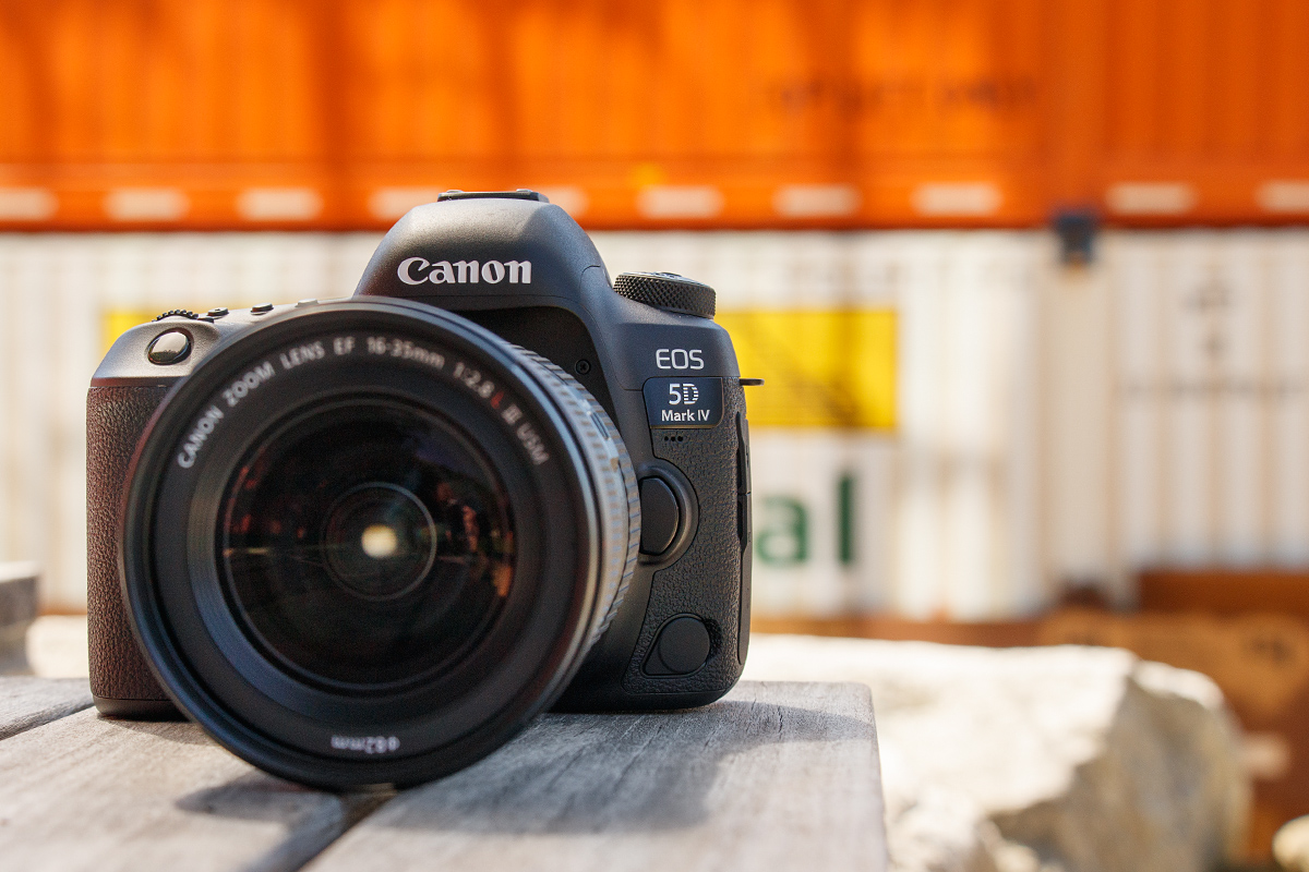 Canon EOS 5D Mark IV Body (Lê Bảo Minh) - Hàng Chính Hãng