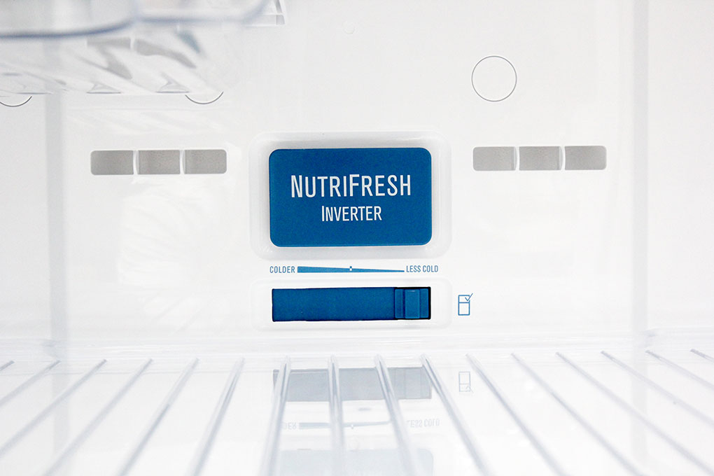 Tủ Lạnh Inverter Electrolux EBB2600MG - 251L (Bạc)