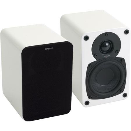 Loa Bookshelf Tangent Audio EVO E5 Hi-Fi 150W Trắng - Hàng Chính Hãng