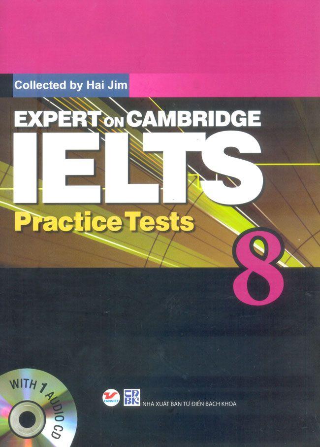 Expert On Cambridge IELTS Practice Tests 8 (Kèm CD) - 1354936338232,62_13363382,97000,tiki.vn,Expert-On-Cambridge-IELTS-Practice-Tests-8-Kem-CD-62_13363382,Expert On Cambridge IELTS Practice Tests 8 (Kèm CD)