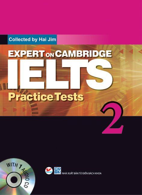 Expert On Cambridge IELTS Practice Tests 2 (Kèm CD) - 5233175671767,62_13361274,97000,tiki.vn,Expert-On-Cambridge-IELTS-Practice-Tests-2-Kem-CD-62_13361274,Expert On Cambridge IELTS Practice Tests 2 (Kèm CD)