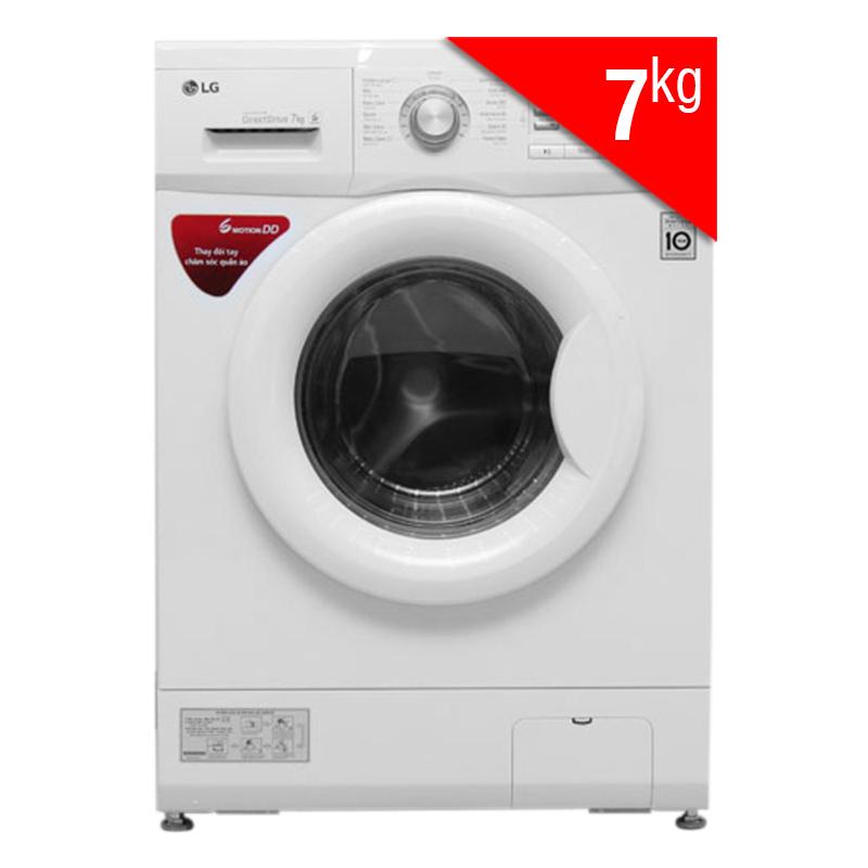 Máy Giặt Cửa Ngang Inverter LG F1207NMPW (7.0Kg)