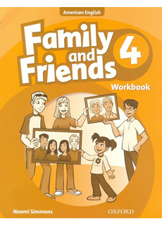 Family And Friends (AME) 4: Workbook - 9780194813655,62_63737,101000,tiki.vn,Family-And-Friends-AME-4-Workbook-62_63737,Family And Friends (AME) 4: Workbook