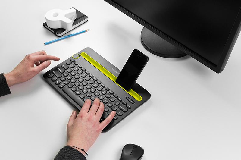Bàn Phím Bluetooth Logitech  K480