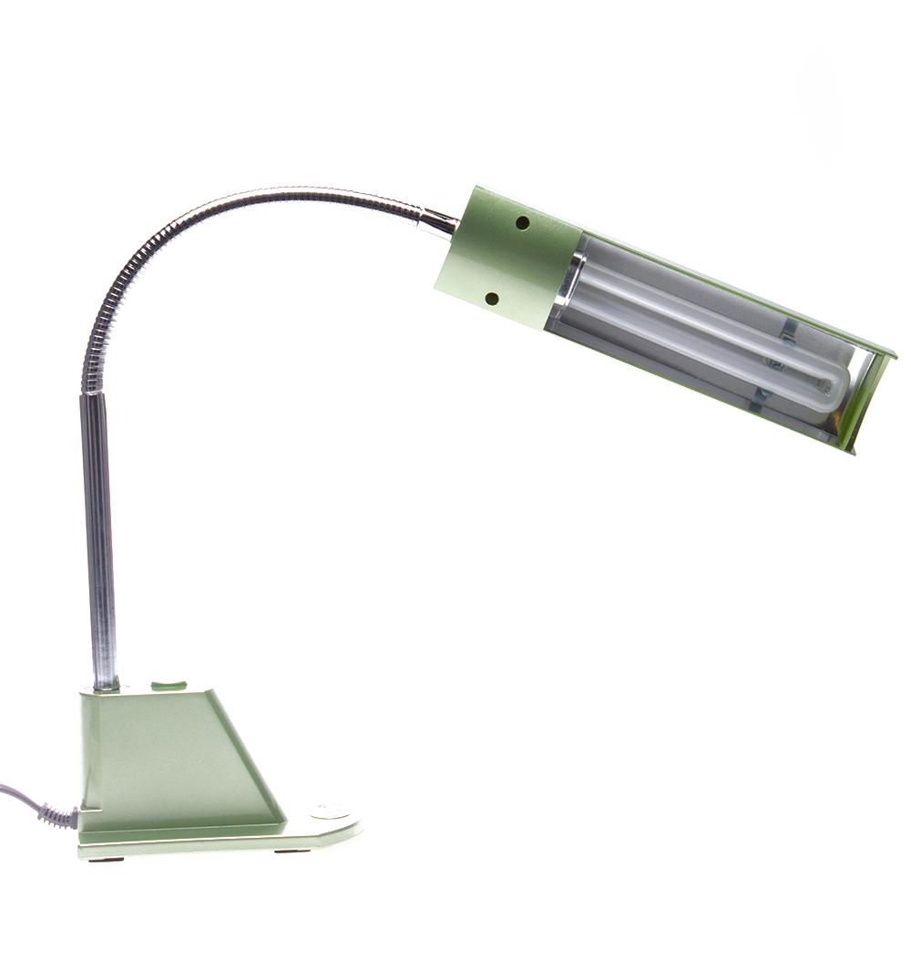 Đèn Bàn V-Light FGL 13W/S - Xanh Cốm