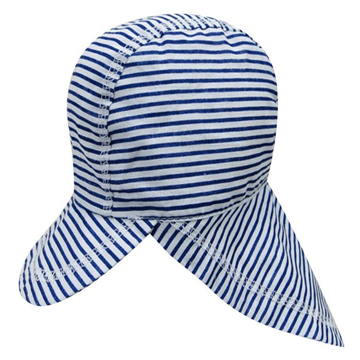 Mũ Đi Nắng Cho Bé Luvable Friends FH7499 - Xanh Dương