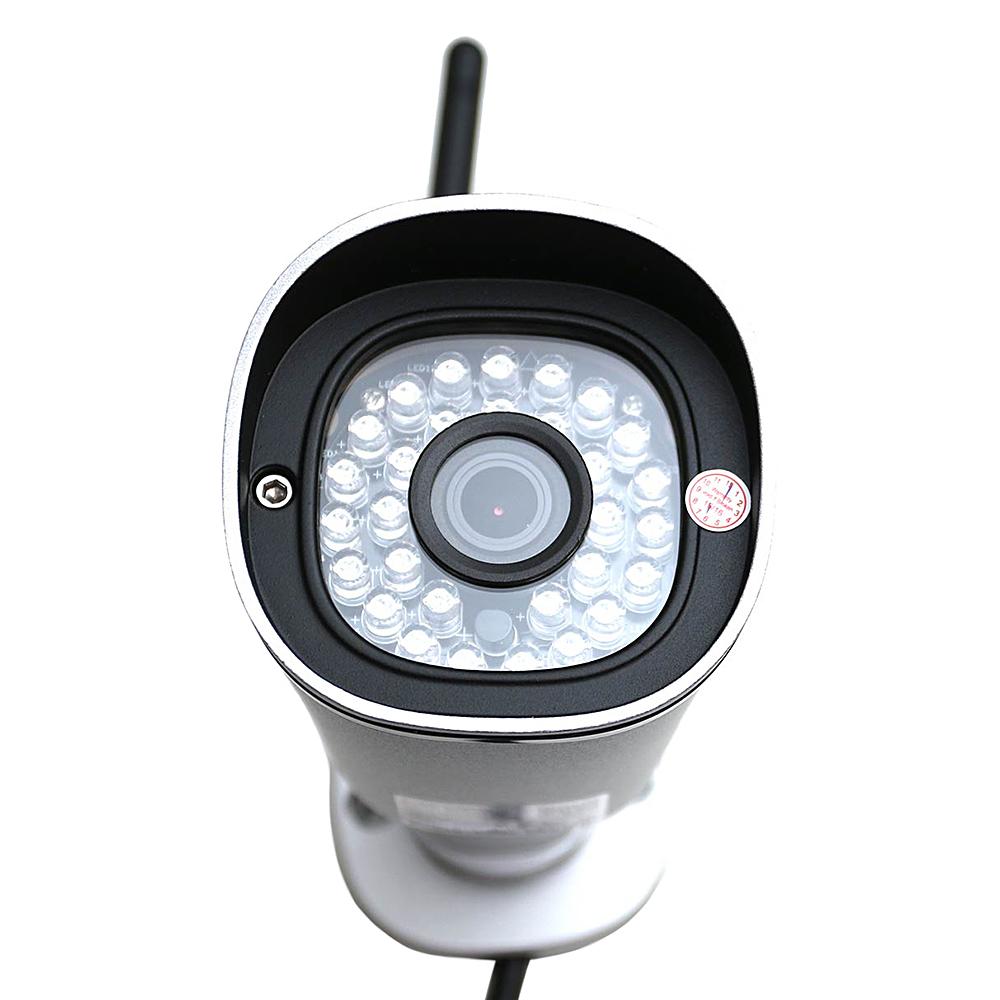 Camera IP Quan Sát Foscam FI9900P - Xám - Hàng Chính Hãng