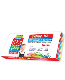 Flashcard Tiếng Việt - Từ Đơn