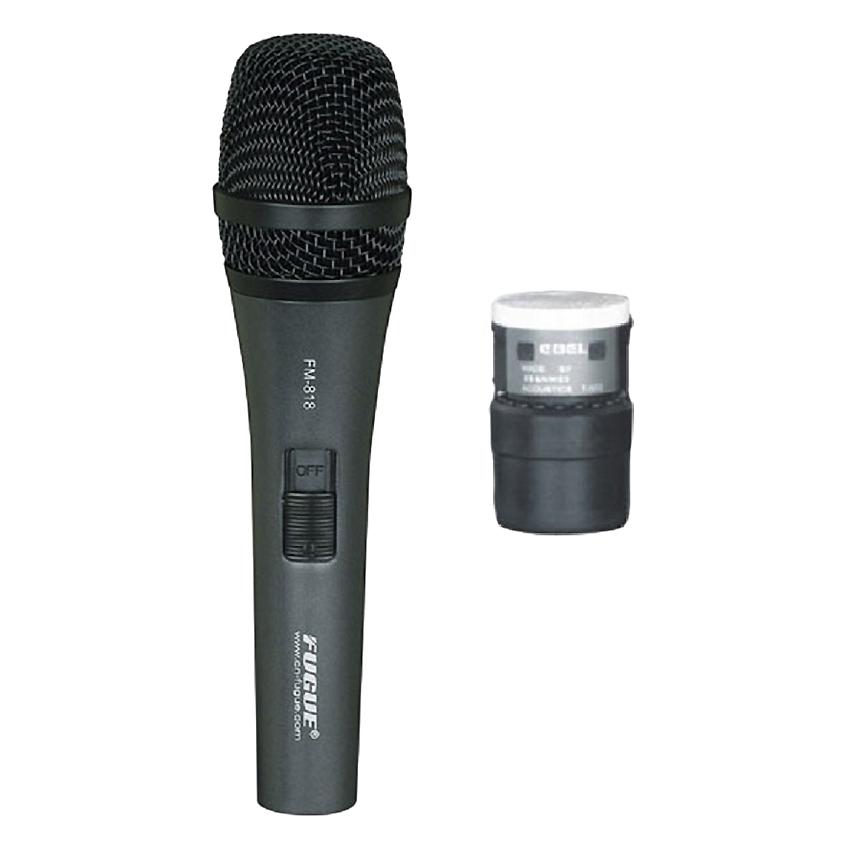 Microphone Có Dây Fugue FM-818