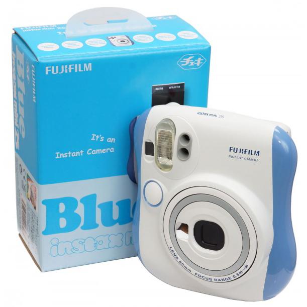 Máy Ảnh Lấy Liền Fujifilm Instax 25 - Hàng Chính Hãng