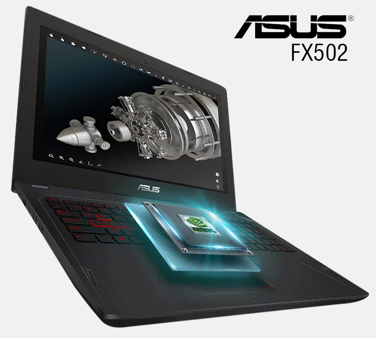 Laptop Asus FX502VM-DM105T