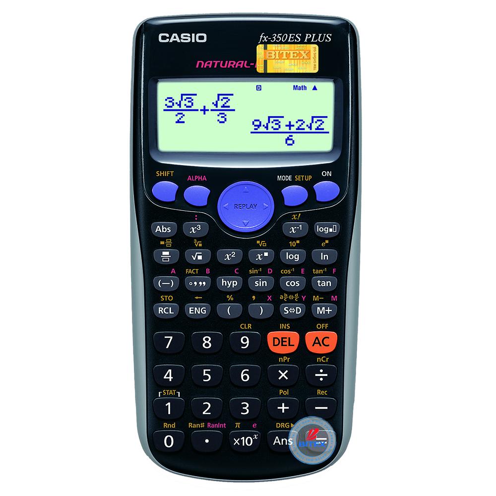 Máy Tính Casio FX-350ES PLUS