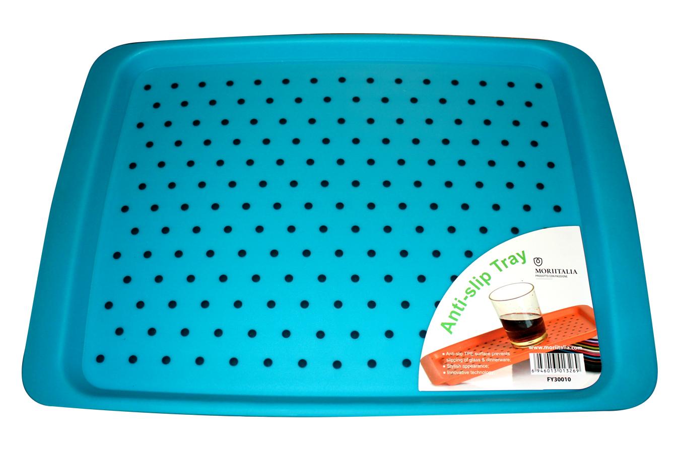 Khay Nhựa Moriitalia Màu Xanh Dương FY30010