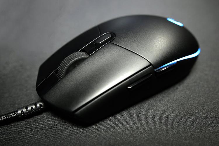 Chuột Có Dây Logitech G102 - Gaming