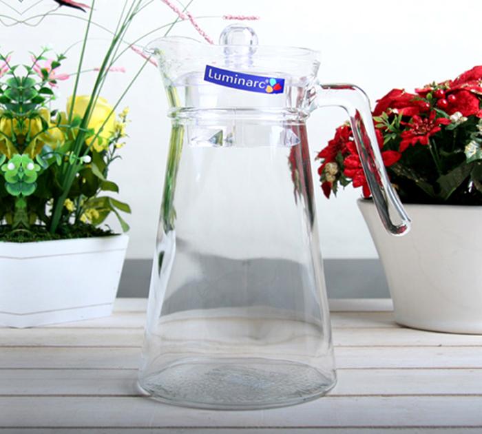 Bình Nước Thủy Tinh Luminarc Kone G2672 - 1.3 Lít