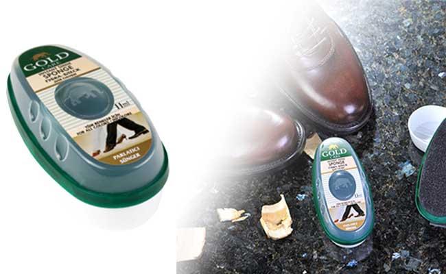 Xi Mút Đánh Bóng Da, Giày GoldCare - GC 4002