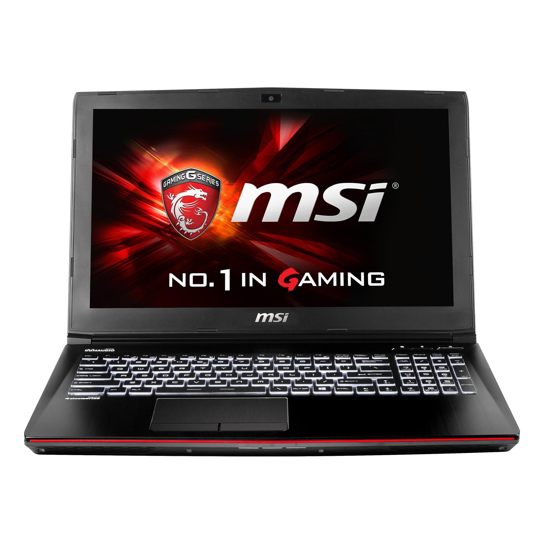 Laptop MSI GE62 6QD  Apache Pro 1297XVN