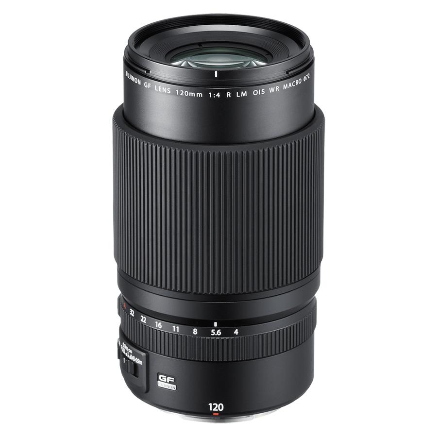 Lens Fujinon Fujifilm F4 R LM OIS WR GF120mm - Hàng Chính Hãng