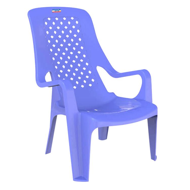 Ghế Nhựa Sofa Duy Tân - 59.5 x 76.5 x 87.5 Cm