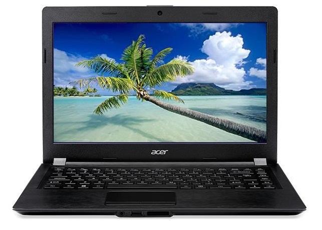Laptop Acer Z1402-52KX NX.G80SV.007 Đen