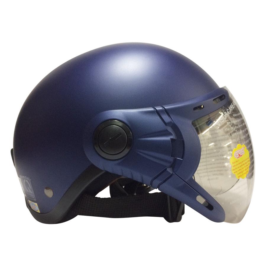 Mũ Bảo Hiểm GRS A33K - Xanh Than Nhám