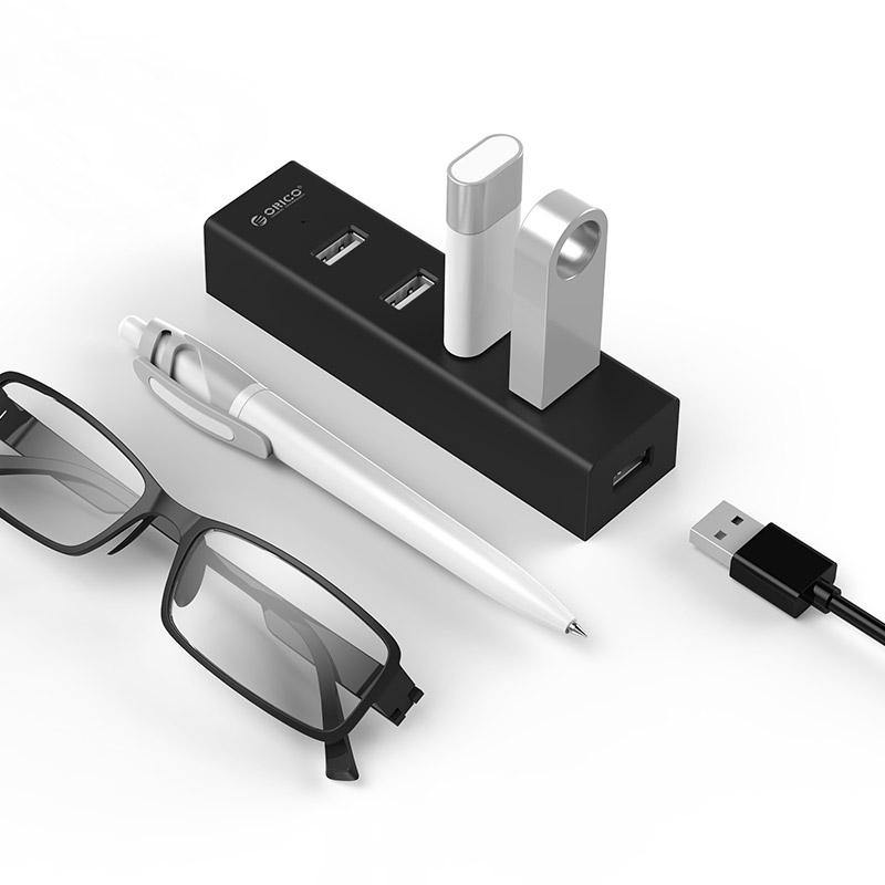 Hub USB 2.0 Orico 4 Cổng H4013-U2-03