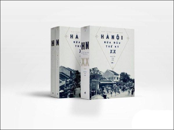 Hà Nội Nửa Đầu Thế Kỷ XX (Trọn Bộ 2 Tập)