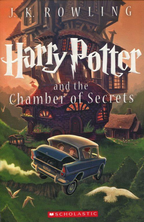 Harry Potter Part 2: Harry Potter And The Chamber Of Secrets (Paperback) - Harry Potter và Phòng chứa bí mật - 8326708074719,62_3154955,305000,tiki.vn,Harry-Potter-Part-2-Harry-Potter-And-The-Chamber-Of-Secrets-Paperback-Harry-Potter-va-Phong-chua-bi-mat-62_3154955,Harry Potter Part 2: Harry Potter And The Chamber Of Secrets (Paperback) - Harry Potter và Phòn