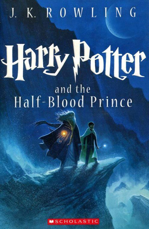 Harry Potter Part 6: Harry Potter And The Half-Blood Prince (Paperback) - Harry Potter và hoàng tử lai - 2663658428619,62_8315005,352000,tiki.vn,Harry-Potter-Part-6-Harry-Potter-And-The-Half-Blood-Prince-Paperback-Harry-Potter-va-hoang-tu-lai-62_8315005,Harry Potter Part 6: Harry Potter And The Half-Blood Prince (Paperback) - Harry Potter và hoàng tử la