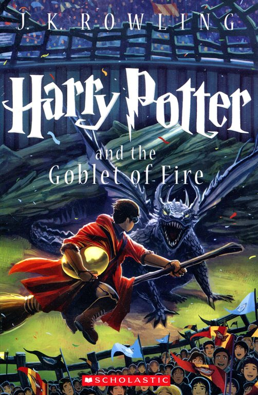 Harry Potter Part 4: Harry Potter And The Goblet Of Fire (Paperback) - 9780545582957,62_119631,352000,tiki.vn,Harry-Potter-Part-4-Harry-Potter-And-The-Goblet-Of-Fire-Paperback-62_119631,Harry Potter Part 4: Harry Potter And The Goblet Of Fire (Paperback)