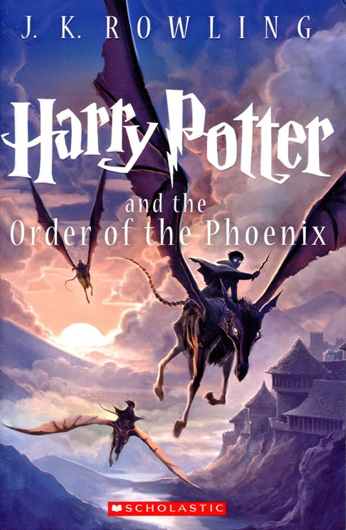 Harry Potter Part 5: Harry Potter And The Order Of The Phoenix (Paperback) - 5769592522479,62_3155029,352000,tiki.vn,Harry-Potter-Part-5-Harry-Potter-And-The-Order-Of-The-Phoenix-Paperback-62_3155029,Harry Potter Part 5: Harry Potter And The Order Of The Phoenix (Paperback)