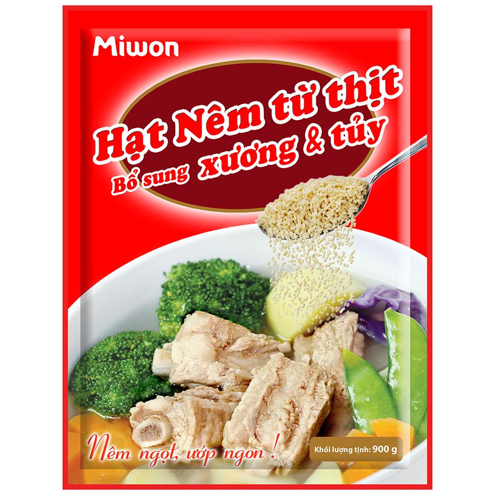 Hạt Nêm Miwon 900g - 8935036280206,62_169763,73000,tiki.vn,Hat-Nem-Miwon-900g-62_169763,Hạt Nêm Miwon 900g