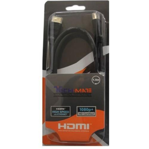 Cáp Tín Hiệu HDMI Techmate HD-1403 3D 1.4v - Hàng Chính Hãng