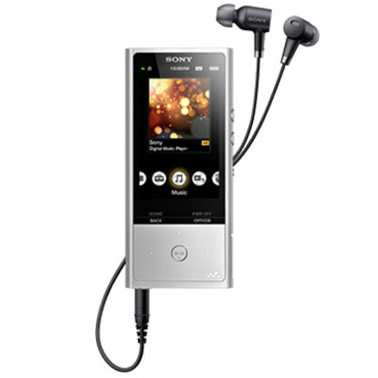 Máy Nghe Nhạc Sony NW-ZX100/SM E