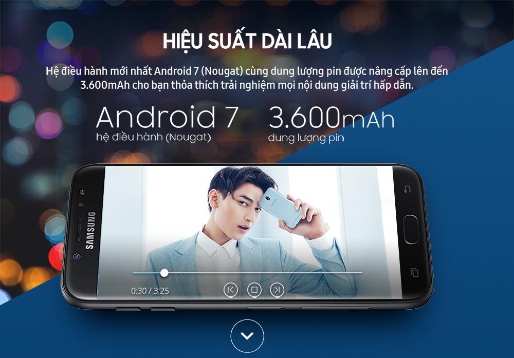 Samsung Galaxy J7 Pro (32GB) - Hàng Chính Hãng