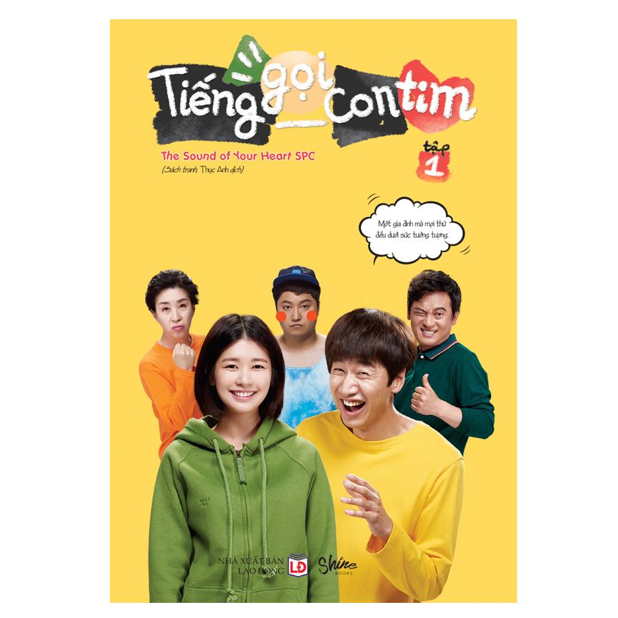 Combo Sách Tiếng Gọi Con Tim (Tập 1 Và Tập 2)