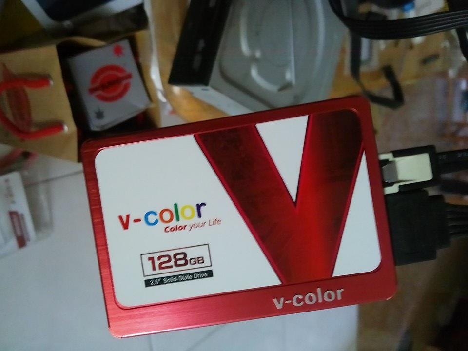 Ổ cứng thể rắn (SSD) V-color VSS100 128GB