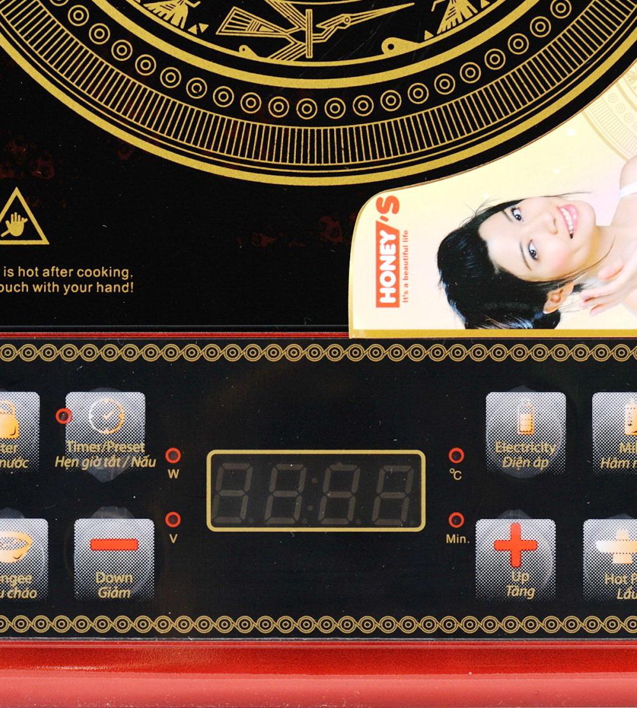 Bếp Điện Từ Honey's HO-IC20B5 - Hàng chính hãng