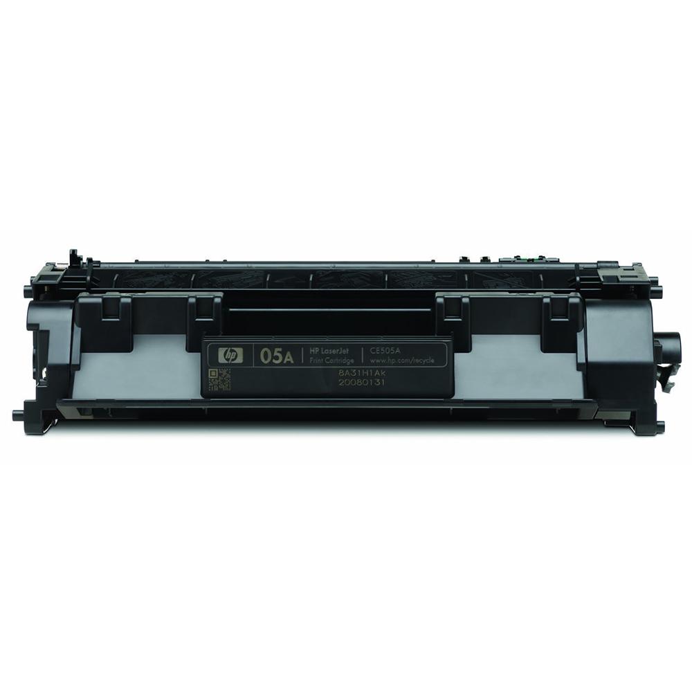 Mực In HP CE505A (HP 05A) Cho Máy In HP P2035n; HP P2035; HP P2055d; HP P2055dn; HP P2055x - Hàng Chính Hãng