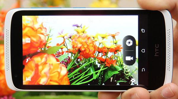 HTC Desire 526G - 4.7 inch/4 nhân x 1.3GHz/8GB/8.0MP/2000mAh/2 SIM 2 Sóng