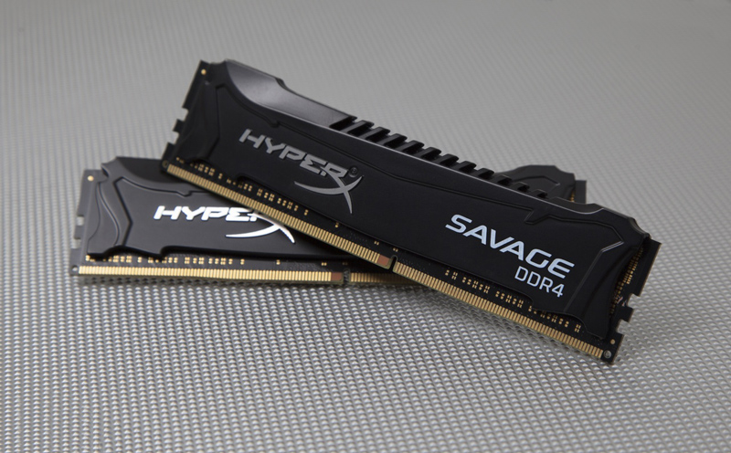 RAM Kingston 8GB 3000Mhz DDR4 CL15 DIMM (Kit of 2) Savage HyperX - HX430C15SBK2/8