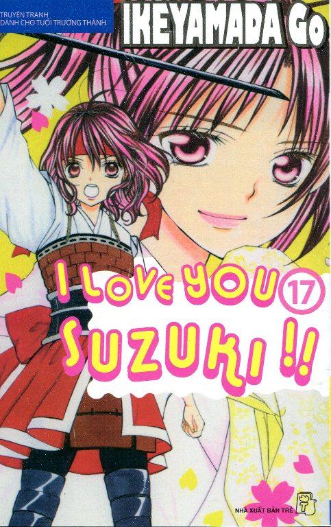I Love You Suzuki!! (Tập 17)